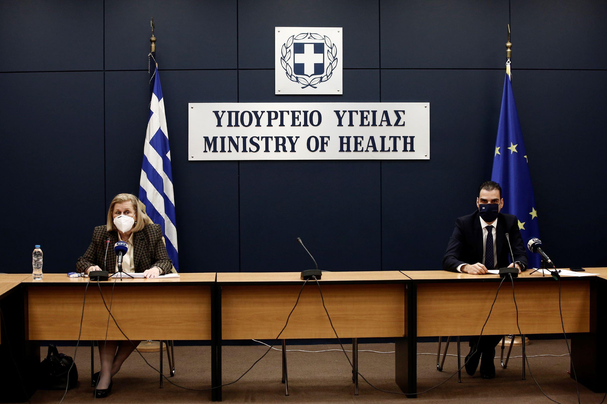 Θεοδωρίδου: «Ρεζερβουάρ» νέων μεταλλάξεων αποτελούν τα παιδιά – Πρέπει να εμβολιαστούν